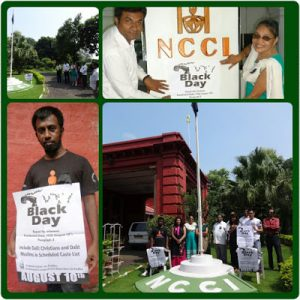 Black Day 2015_Nagpur