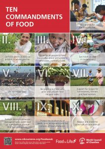 WCC - EAA Food for Life Campaign
